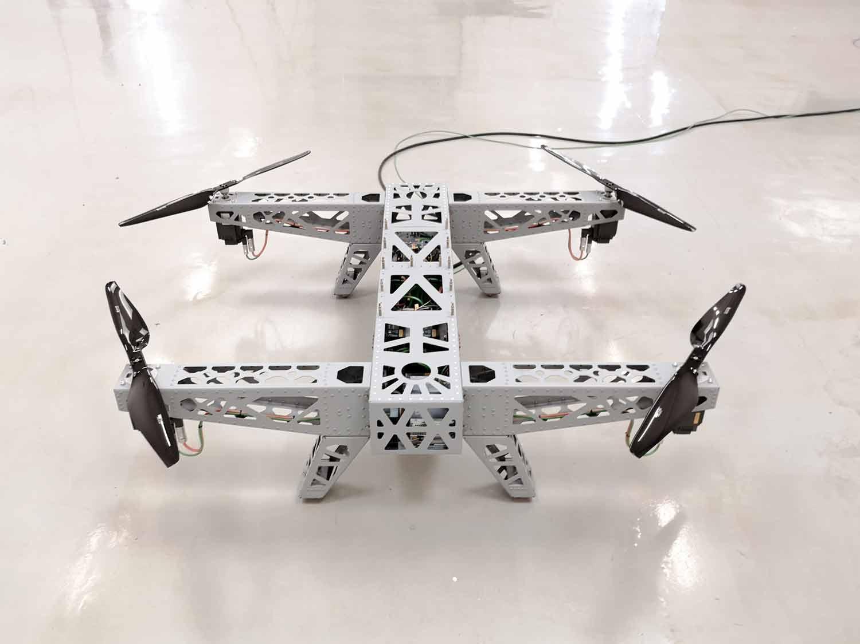 Aerial Machine ou drone de projection de haute pression ou d'emport élevé